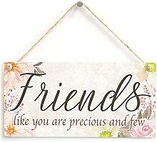 Friends Like You Are Precious und Paar–wunderschöne kleine Geschenkidee für Best Friends