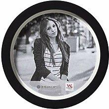 Friends Portraitrahmen, rund, Durchmesser 15 cm,