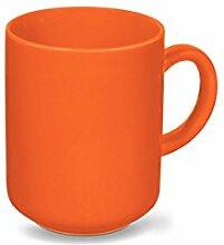 Friesland Becher 0,4l Happymix Orange