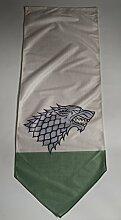 Frikigames Stark Banner Flagge Game of Thrones