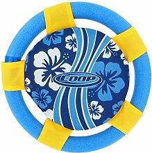 Frisbee aus Schaumstoff, schwimmend, für Pool, Strand, 25cm