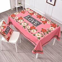 Frische Gartentischdecke,Tuch Leinen Runde Tisch Restaurant Rechteckige Tischdecke,Wohnzimmer Couchtisch Tv-schrank Staubdecke Tuch-I 85x85cm(33x33inch)