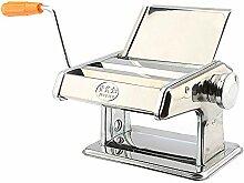 Frische Pastamaschine, Pasta-Schneidemaschine aus