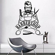 Friseur Friseursalon Studio Logo Zeichen Friseur