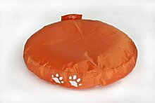 Fritz-Sitzsack Catbed in orange