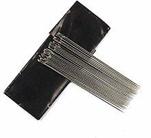 FRJYJLLL Perlen Nadel Werkzeuge für