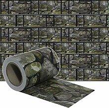 FROADP Sichtschutzfolie PVC Sichtschutzstreifen