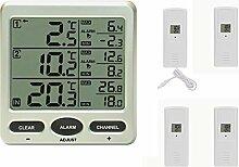 Kühlschrank Thermometer Funk : Kühlschrank thermometer funk günstig online kaufen lionshome