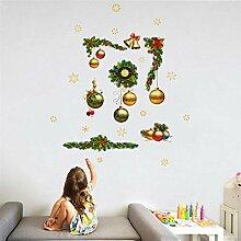 Frohe Weihnachten, Weihnachten, Fenster, Wände,