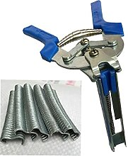 Froiny Ring Zange Werkzeug Und 600 Stücke Clips