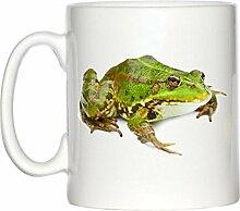 Frosch Bild Design Becher