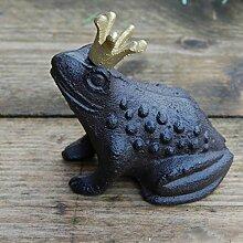 Froschkönig Gusseisen