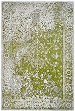 Froschkönig24 18862 Teppich Grün 155x230 cm