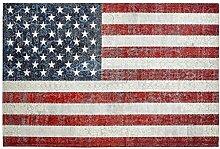 Froschkönig24 19069 Teppich Flagge Flaggenteppich