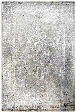 Froschkönig24 19127 Teppich Handgefertigt Sand