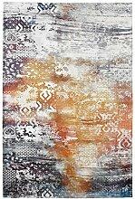 Froschkönig24 19132 Teppich Bunt 120x170 cm