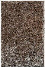 Froschkönig24 19166 Teppich Getufted Sand 80x150