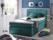 Froschkönig24 New Bed 120x200 cm Boxspringbett