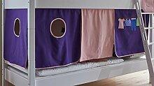 Froschkönig24 Vorhang Set 20776 Kleider