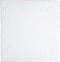 Frottana Badteppich Elegance, weiß, 60x100 cm