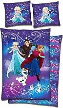 Frozen Biber Kinder-Bettwäsche die Eiskönigin