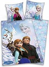 Frozen - Die Eiskönigin Bettwäsche mit Wende