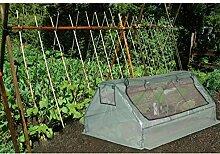Frühbeet Garten folien Gewächshaus 180x142x83