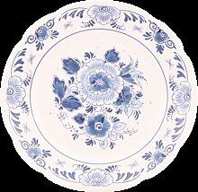 Frühstücksteller 21cmØ Delft Blau Royal