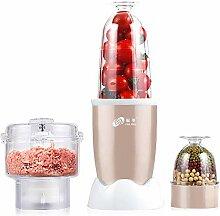 Fruit Juicer Persönliche Mixer, Multifunktions