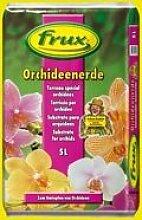 frux Orchideenerde Spezialsubstrat für Orchideen