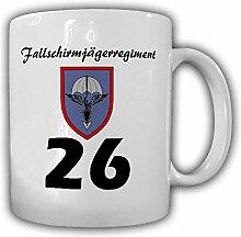 FschJgRgt 26 Fallschirmjägerregiment Zweibrücken