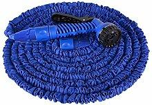 Fscm Flexibler Gartenschlauch Wasserschlauch 75FT