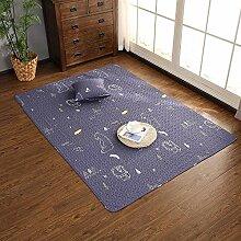 FSDD Weichem flauschig Chic Bodenmatte modern