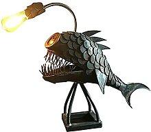 FSDELIV Schreibtischlampe LED