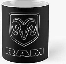 Fsgdesgin9s 1500 Logo Sticker Ram Dodge Best 11 oz