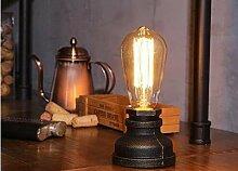 FSLiving steampunk eisen lampe vintage - stil