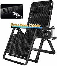 Fswallow Relaxliege Liegestuhl, Übergroße