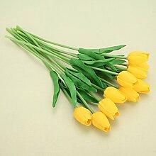 FTDDFJAS Künstliche Tulpe Blumen Hochzeit