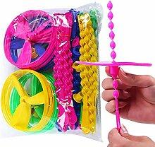 FTYYSWL 40 Stück/Packung Hand Push Frisbee Kinder