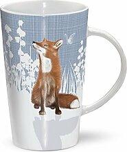 Fuchs - Fox - RSPB - Mug - Becher - Latte