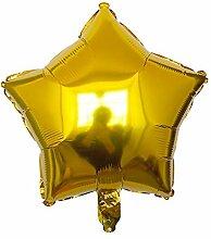 Für Geburtstags-Party Bollons | 10pcs / lot 18