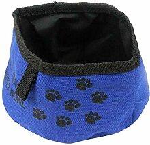 Für Hunde Und Haustier Hund Klappschüssel