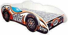 Für Kleinkinder, Kinder-Bed wonderhome Kids Racing Car F1mit Matratze, Twist, 160x80