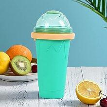 fuguzhu Einfrieren Getränke Tasse, Slush Ice