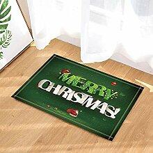 fuhuaxi Brief der frohen Weihnachten 3D mit