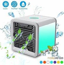 Fuibo mini klimaanlage, USB Klimagerät 3 in 1