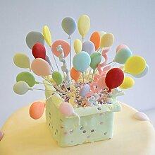 Fuibo Silikon Ballons Backen Werkzeuge Fondant Kuchen Schokolade Dekorieren Form
