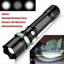 Fuibo [Taschenlampe Handlampe] Taktische Polizei