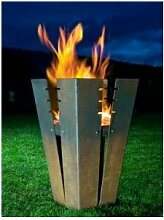 Fuji Feuerstelle ohne Grillrost - Keilbach