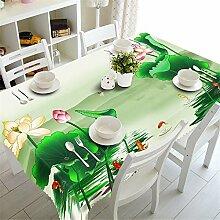FuJia Tischdecke Blume Tee tischdecke Schreibtisch